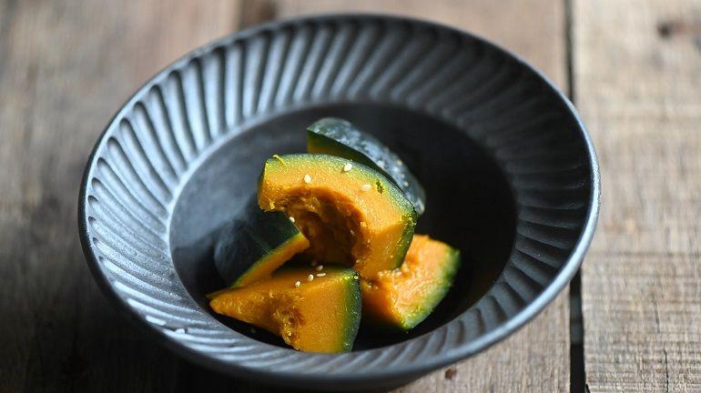 免燉煮的日式風味南瓜